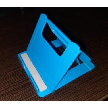 Подставка для телефона RX-888 голубая