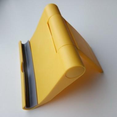 Подставка для телефона Zha Universal Stent Black желтая