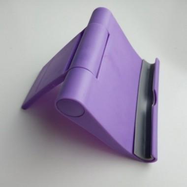 Подставка для телефона Zha Universal Stent Black фиолетовая