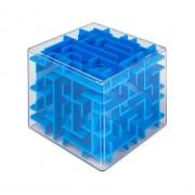 3D-головоломка Куб лабиринт синий