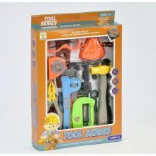 Детский игровой набор GTM Строительные инструменты