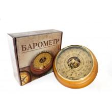 Барометр БТК-СН 14 «шлифованное золото»