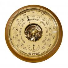 Барометр БТК-СН 8 «шлифованное золото»
