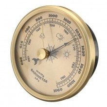 Карманный барометр Baro 70B золотистый