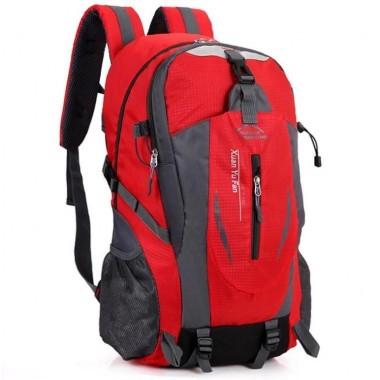 Рюкзак туристический Xuan Yu Fan красный