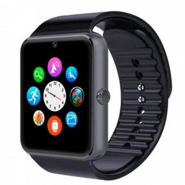Умные часы UWatch GT08 Smart Watch Black (GT-08)