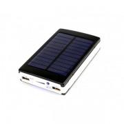 PowerBank на солнечных батареях Zha Solar Power Bank 90000mAh