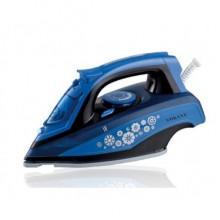 Электрический утюг Sokany 8877B/8877A синий с черным