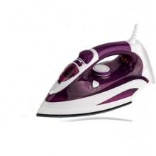 Электрический утюг Sokany LX-288 фиолетоый с белым