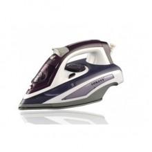 Электрический утюг Sokany 8877B/8877A фиолетовый с белым