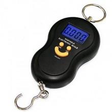 Электронный кантерм весы Zha Weiheng до 50 кг черные