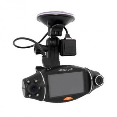Автомобильный видеорегистратор Kers R310 GPS 2 камеры