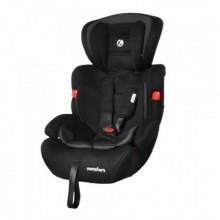 Автокресло babycare comfort bc-11901/1 группа 1+2+3 черно серое