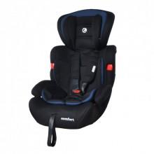 Автокресло babycare comfort bc-11901/1 группа 1+2+3 черно синие